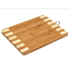 Rectangular Bamboo 2-tone Chopping Board