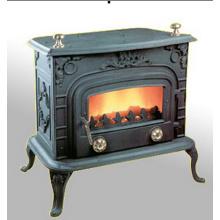 Wood Burning Stove, Cast Iron Stove (FIXL018)