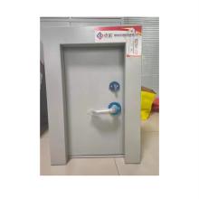 free shipping EN1634 single leaf iron door designs exterior iron french pivot doors