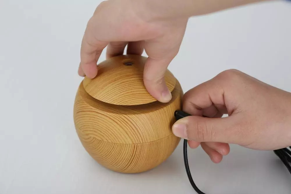 Portable Aromatherapy Diffuser