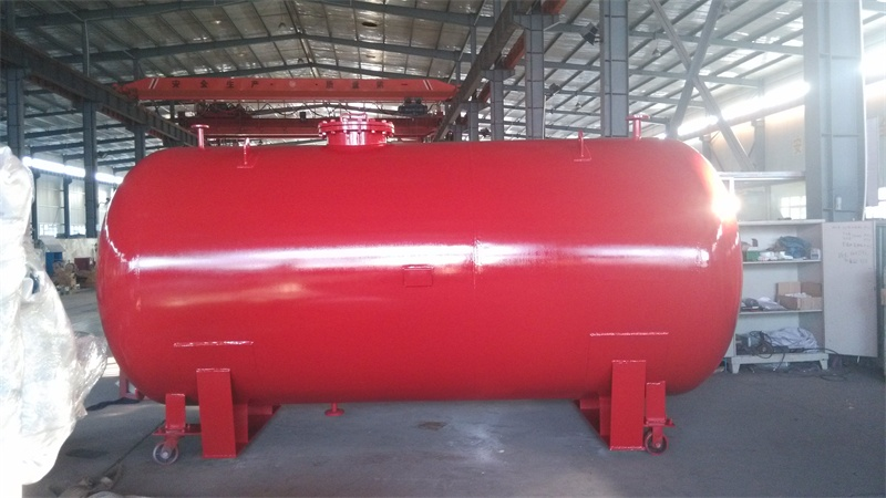 Carbon Steel Oil Storage Tank 1
