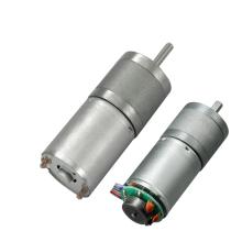 GM25-370CA 6v 12v dc electric gear motor for TV broadcast satellite antenna