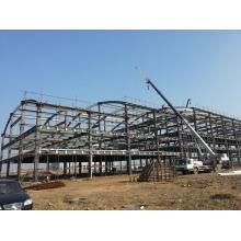 Large Span Steel Structure Warehouse/ Space Frame From China