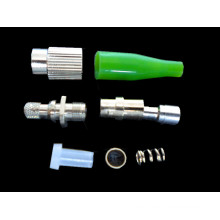 Conector de fibra óptica - FC / APC