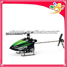 Heiße verkaufende Marke MJX F648 / F48 2.4G 4CH einzelne Klingen RC Hubschrauber