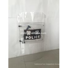 Escudo de control de disturbios checo