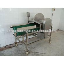 cabbage half-splitting machine