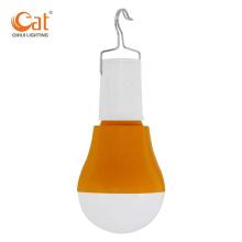 Multifuncional com lâmpada de emergência LED recarregável USB