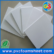 PVC-Schaum-Blatt-Fabrik (reines Weiß)