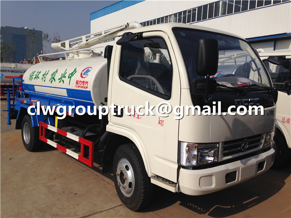 Dongfeng Water Tank Truck