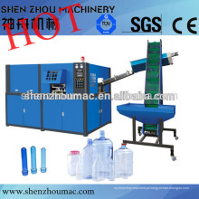 Pet garrafa soprando máquina preço / Shenzhou máquinas