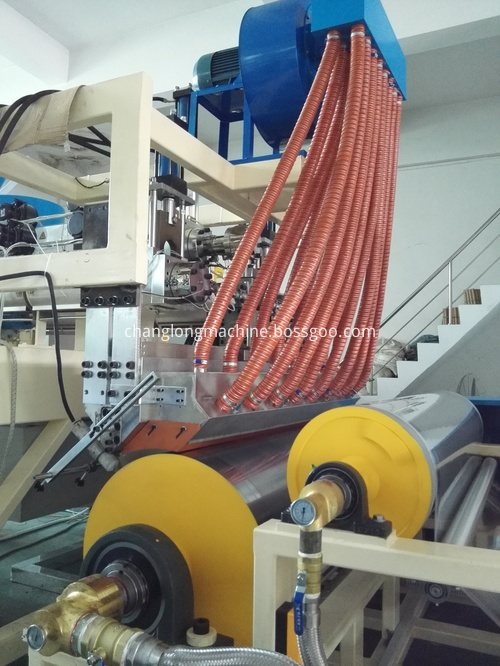 stretch film machinery