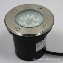 Открытый свет IP67 7W утопило Сид inground карнизного света в 12В 60о