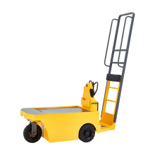 Xilin High Quality 2200kg 4840lbs Electric Stock Tow Tractor