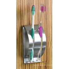 Porta-escova de aço inoxidável (SE1405)