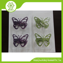Cheap Metal Butterfly Curtain Clips And Magnetic Curtain Clip