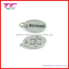 Пользовательские металлических ювелирных тегов (TC-TAG665)