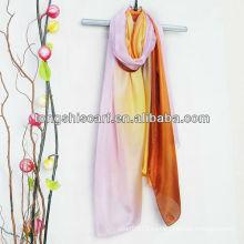 мода красочные строка шарф