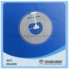 Наклейка Nfc ISO14443A Nxp S50