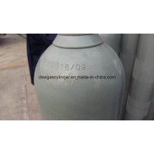 99.999% Oxygen Gas Filled in 40L Cylinder with Qf-2 Valve
