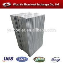 Hersteller von kundenspezifischen Aluminium Ölkühler Kern