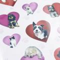 Hundprinzessin Serie Aufkleber Scrapbook Blase Aufkleber belohnen Kinder Spielzeug Aufkleber