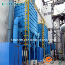 Industrial Flue Gas Filtration System Dust Collector