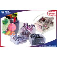 Wholesales Customers Acrylic Countertop Trays and Bins Display