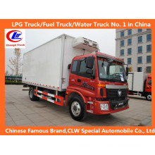 Heavy Duty Foton 4*2 10cbm Refrigerated Truck