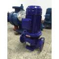 Pompe centrifuge verticale à grand débit divisée axialement