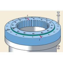 Roller Slewing Ring Bearings (HJW. 45.1540)