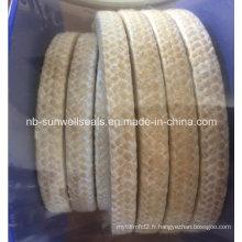 Emballage de fibres d'aramide (avec ou sans PTFE imprégné) Sunwell