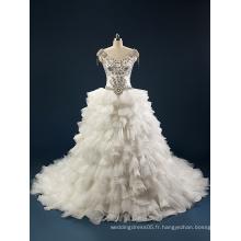 Dernière nouvelle robe de mariée magnifique, robe de mariée, robe de mariée DAV041