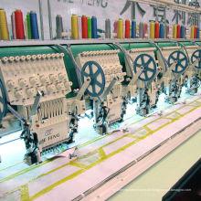 Mulit Kopf Sequin Stickerei Maschine
