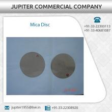 Precise Design Calidad Certificada Round Mica Disc Precio