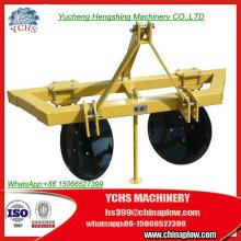 Ridger de disco de tractor de agricultura de design novo com alta eficiência de trabalho