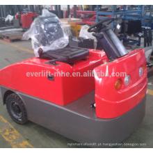 Trator de reboque elétrico sentado 2T-4T