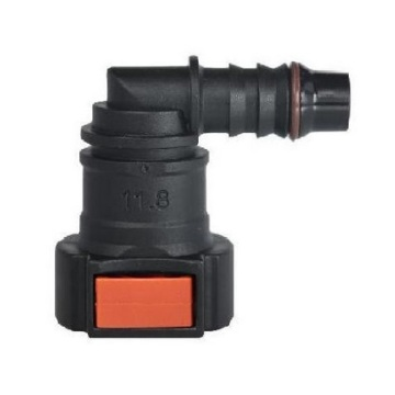 Urea SCR System Quick Connector 11.80 (12) - ID10 - 90 ° SAE