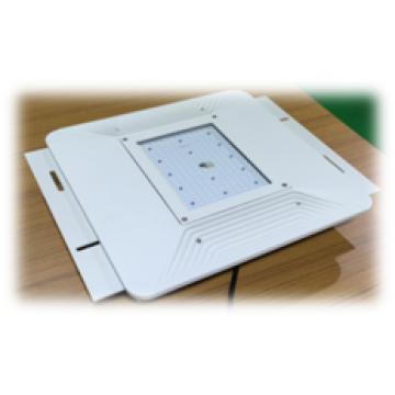 75W 110W 150W IP66 светодиодные потолочные светильники с навесом для бензоколонки