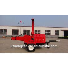 China best diesel wood chipper, 22hp diesel wood chipper,wood chipper with diesel engine