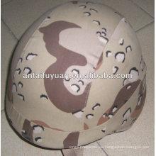 Hochwertiger militärischer kugelsicherer Helm mit Kevlar-Material