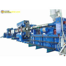 plastic corrugated pipe machine double wall corrugated pipe production line