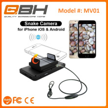 wifi borescope for smartphone android IOS external usb camera