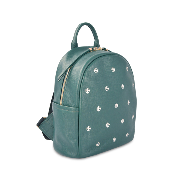 backpack school bag women soft leather backpack