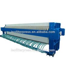 Leo Filter Press Ölraffinerie Pflanzen Palmöl Membranfilterpresse