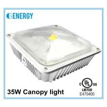 UL DLC listed gas station led canopy lights 35w 150W led canopy light