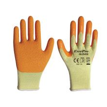 High Elasticity  High Grade Latex Dipped Indusrtrial  Work Glove With