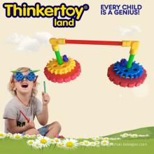 Мини-пластиковая настольная игра Brain -Train Toy для детского сада