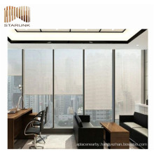 vertical blackout roller blind curtain fabric with top quality