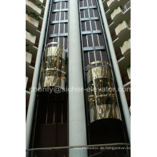 Srh Outdoor Glaskabine Panorama Aufzug
